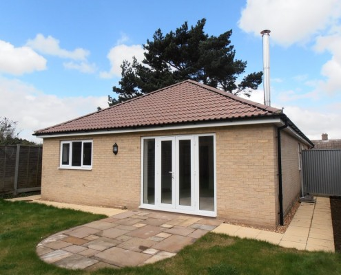 New Build Bungalow