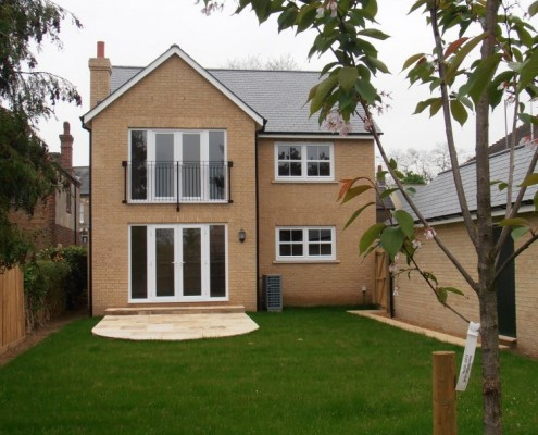 Bexwell Road New Build