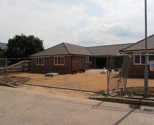 New Build Bungalows